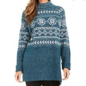 Style and Co knit sweater NWOT
